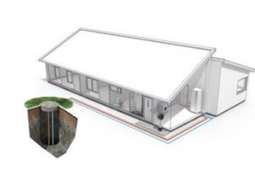 Геотермальный тепловой насос – самый эффективный способ отопления: как заказать установку в Днепре