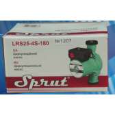 Циркуляционный насос Sprut LRS 25-4S 180