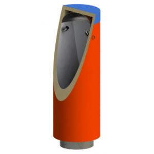 Теплоаккумулирующий бак ТАЕ 1500 л