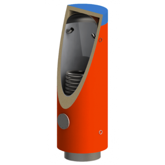 Теплоаккумулирующий бак ТАЕ-ТО-Ч 1500 л