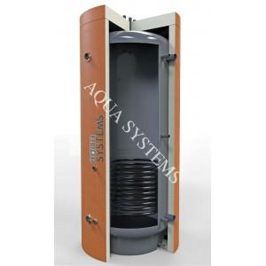 Теплоаккумулятор AQS-T1B 350 л с теплообменником