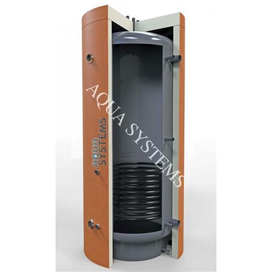 Теплоаккумулятор AQS-T1B 1500 л с теплообменником