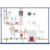 Группа безопасности котла Watts KSG 30/ISO2