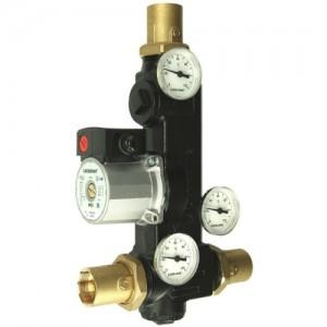 Термосмесительный узел LADDOMAT 21-80