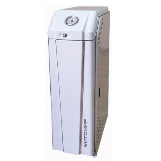 Котел газовый Житомир-3 012 дымоход сзади