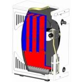 Парапетный газовый котел МАЯК АОГВ-7 П + труба