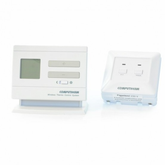 Термостат комнатный цифровой COMPUTHERM Q3 беспроводной
