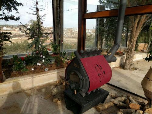 Места установки булерьянных печей Rud Кантри тип 02