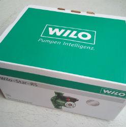 Оригинальная упаковка циркуляционного насоса Wilo Star-RS25/4 фото 1