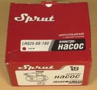 Комплектация поставки циркуляционного насоса Sprut LRS-25-7S 180