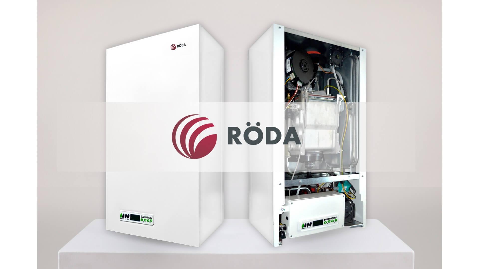 Газовые конденсационные котлы RODA ECO CONDENS 24
