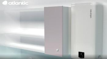 Вертикальное размещение бойлера Vertigo Steatite Essential 30 MP-025 2F