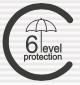 6 уровней защиты Eldom
