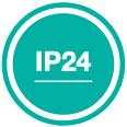 Степень защиты IP24 рис.
