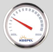 Температурный указатель Kospel