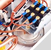 Автоматическое включение 2 ступеней мощности Kospel Bonus KDH Luxus