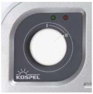 Панель управления Kospel KDH Luxus