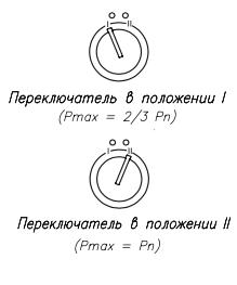 Схема управления режимами работы проточного водонагревателя Kospel PPH2