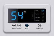 Электронный дисплей бойлера Thermex Flat Plus Pro рис. 1